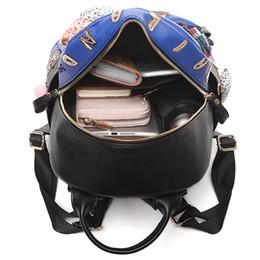$enCountryForm.capitalKeyWord NZ - SnowJenny SJ Brand Women Backpack Preppy Style Schoolbag Travel Bag Totes Borsa Italy Handicraft Design Art Cartoon Lovely Home