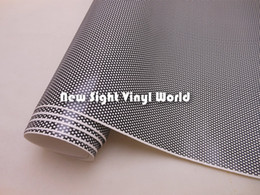 Window Tint Stickers Canada - Car Graphics Spi Vision Perforated Mesh Film Headlight Tint ROAD LEGAL VINYL Window Tint Film MOT like Fly Eye 1.07x50M Roll