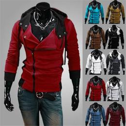 Men Pea Coat Zipper Online   Men Pea Coat Zipper for Sale