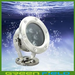 9w Pool Canada - Hot sale led underwater light AC12V 3W 5W 6W 7W 9W 12W 18W 36W with white warm white rgb red green blue yellow