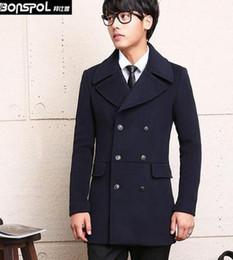 Discount Short Wool Pea Coat | 2017 Short Wool Pea Coat on Sale at ...