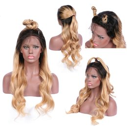 Long Hair Wave Style Australia - Z&F Synthetic Lace Front Wigs 24 inch 360G Bright Borwn Black Natural Wave Wig Long Ombre Baby Hair US Fashion Style
