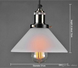 Discount clear glass pendant lights wholesale 2018 clear glass 2016 new design nordic modern frosted glass pendant light loft minimalism white clear lightings northern europe vintage edison pendant lamps aloadofball Gallery