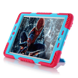 $enCountryForm.capitalKeyWord UK - Heavy Duty Military duty hybrid silicone life shockporoof dirt proof defender case cover for iPad mini mini 2 mini 3 retail box Free Ship