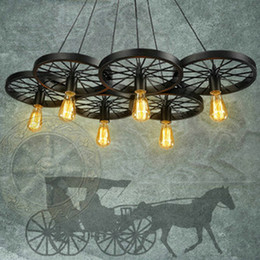 pendant lights restaurants NZ - Pendant lights Quality paint lamp body Chandelier single or more bulbs E27 living room chandelier bedroom Bar Cafe Restaurant lights