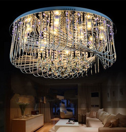 Free shipping new modern Artistic LED crystal chandelier ceiling fixtures home lighting with remote control artistic lighting fixtures for sale & Discount Artistic Lighting Fixtures | 2018 Artistic Lighting ... azcodes.com