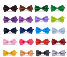 Bowties For Women NZ - Bow Ties for Weddings High Quality Fashion Man And Women Neckties Mens Bow Ties Leisure Neckwear Bowties Adult Wedding Bow Tie