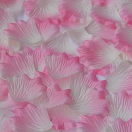 $enCountryForm.capitalKeyWord Canada - Wholesale-New 2015 1000pcs Lot Free Shipping Silk Rose Flower Petals Leaf Wedding Party Table Confetti Decoration