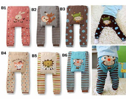 Pants Lovely Canada - Wholesale-wholesale Free shipping lovely animal design autumn pp pants and winter baby Leeggings for wholesale and retail