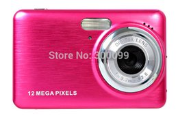 $enCountryForm.capitalKeyWord Canada - Free shipping Cheap 12mp digital camera with 2.7'' TFT display anti shake face detection lithium battery sd card up to 32GB