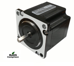 dc stepper motor controller NZ - New Leadshine 57HS09 Motor can output 0.9 N.m (184 Oz-In) torque2 Phase NEMA 23  2.8AStepper Motor CNC parts Motor