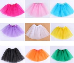 Léotards Bordés Pas Cher-Costume de dancewear Ballet Ballet dancewear Costume Vêtements ballet de filles bébé Tutu Jupe Enfants Party Leotards Danse Dress Filles Bébé 187