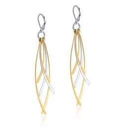China ORSA 2017 New Free Shipping Fashion Tassel Earrings Women Girl Titanium Steel Dangle Earrings Jewelry OTE04 cheap tassel suppliers