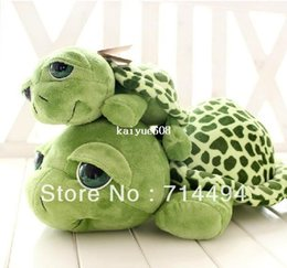 $enCountryForm.capitalKeyWord Canada - 25cm Love apartment lovely big eyes small turtle tortoise doll plush toys girls gifts free shipping