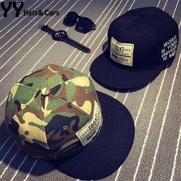 5fc1a7fdd08 Brand new DGK Camouflage Snapback Hats Adjustable Street Skateboard Hip Hop  Baseball Cap Falt Hat for Men Women Sunhat YY0880