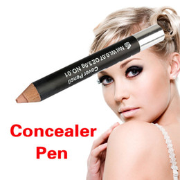 $enCountryForm.capitalKeyWord Canada - Free Shipping Soft Concealer Foundation Makeup Cosmetic Cover Pencil Moisturizing Portable Pen-like Concealer High Quality