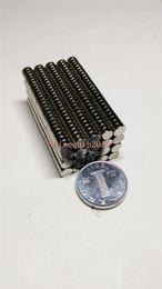 Neodymium Magnet Disc N35 Australia - New 200pcs Neodymium Disc Mini 6X2mm Rare Earth N35 Strong Magnets Craft Models