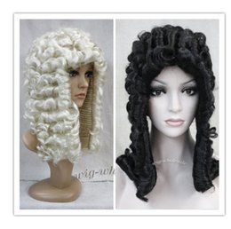 $enCountryForm.capitalKeyWord Canada - free shipping beautiful charming hot Fashion 2 Color Judge Barrister Court Fancy Dress Costume Cosplay wig Hivision #E-9068