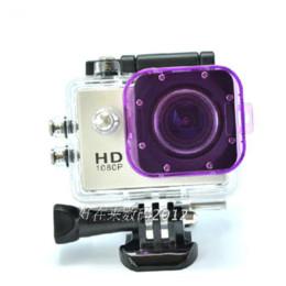 Lens Filter 52mm Canada - SJ4000 Accessories Diving Filter Lens Protective UV Filter Lens Circle Mirror Cover For SJCAM SJ4000 Wifi