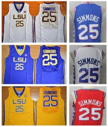 newest 6ebe3 cb6cd 25 ben simmons jersey events