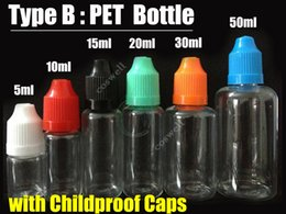ElEctronic liquid bottlE online shopping - e liquid Empty Needle Bottles PE PET childproof caps pinhole tip multi volume Plastic Needle Dropper Electronic Cigarettes atomizer oil fill