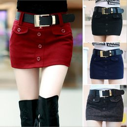 $enCountryForm.capitalKeyWord Canada - Korean Fall and Winter Women Shorts 2015 Woman Fashion Woolen Shorts Bottoming Culottes Outerwear with Belt Thick Cotton Shorts for Women