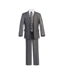 $enCountryForm.capitalKeyWord UK - High qulity little boy suits formal occasion boys tuxedos fashion contracted pure color boys formal suits tuxedos (jacket+pants+vest)