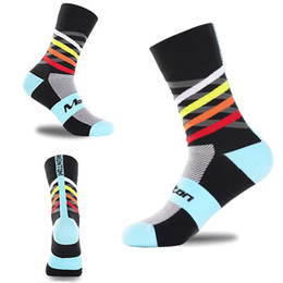 $enCountryForm.capitalKeyWord Canada - 2017 New Men Cycling Socks Man Sports Professional Breathable Compression Socks Running sock Basketball Football socks