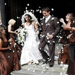 $enCountryForm.capitalKeyWord Canada - 5000pcs dozen Artificial Silk Rose Petals Flower For Romantic Wedding Room Aisle Runner Table Decoration Supplies 49 Colors Available