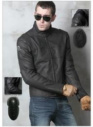 Nuevo diseño de motocicleta, chaqueta deportiva ajustada, chaqueta de carreras, elegante chaqueta con 5 piezas de protector uglyBROS Rocke rz2