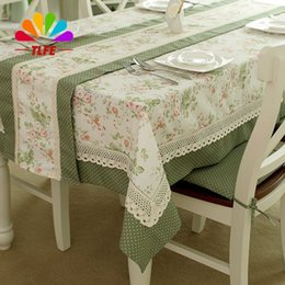 discount round table cloths jacquard tlfe home textile wedding table cloth with lace jacquard floral rectangular - Discount Table Linens