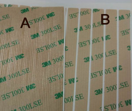 $enCountryForm.capitalKeyWord NZ - Strip 3M Adhesive Double Side Sticker Repair Parts For Apple iPhone 3GS 4GS 5G 6G