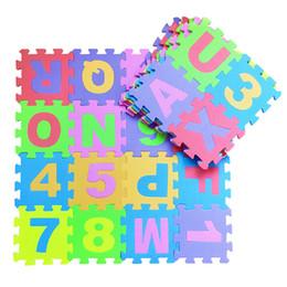 discount foam floor mats for kids wholesale baby play mat soft carpet eva foam puzzle
