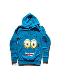 12pcs lot 2015 New style T-Shirts despicable me minion boys Long sleeve Hoodie t shirt children hoodies Spring Autumn from minion 12pcs suppliers