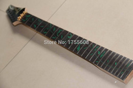 Guitar One Piece Neck Canada - New electric guitar neck one piece tree of lift inlay 120818