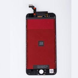Iphone Screen Testing UK - Wholesale-100% Test Befor Shipping For iPhone 6 Plus LCD Screen Display Digitizer Full Replacement For iPhone6 plus lcd 5.5 inch Black