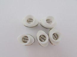 $enCountryForm.capitalKeyWord UK - dual wax coils for micro dry herb g Vaporizer herbal vaporizers pen Wax dry herb atomizer e cigarette herber vapor cigarettes