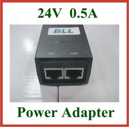 $enCountryForm.capitalKeyWord NZ - 20pcs 24V 0.5A Charger RJ45 Connector POE Power Over Ethernet Power Supply Adapter
