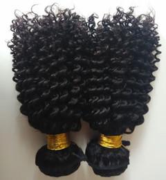 $enCountryForm.capitalKeyWord Australia - 2017 hot Deep Wave Brazilian Kinky Curly Virgin Hair Human Hair weft Weave Curly 8-30inch Cheap Peruvian Brazilian Malaysian Hair