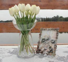 $enCountryForm.capitalKeyWord Canada - (34cm 7 color)r wholesale 50pcs lot PU mini tulip flower real touch wedding flower artificial flower silk flower home decoration