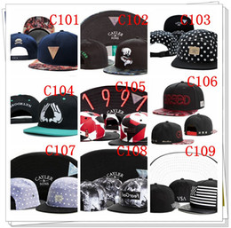 Wholesale New arrival high quality cayler and son hats snapback hat trukfit snapbacks cheap cap Cayler Sons caps