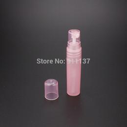 $enCountryForm.capitalKeyWord Canada - 100pcs 5ml perfume sample bottle spray , pp mini sample spray bottle for perfume , 5ml plstic small empty perfume spray bottles