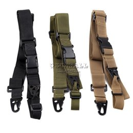 Chinese  1pc Tactical 3 Point Quick Detach Sling Strap Transition Release For M4 M16 Rifle manufacturers