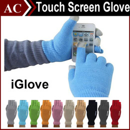 $enCountryForm.capitalKeyWord Canada - Unisex iGlove Capacitive Finger Touch Screen Glove for iPhone 5 5S 6 6S Plus iPad Smart Phone iGloves Intellegent Gloves No Retail DHL