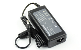 Wholesale 65W Laptop Charger 18.5V 3.5A 4.8*1.7 Yellow Tip Replacement AC Adapter For HP DV2000 DV6000
