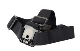 $enCountryForm.capitalKeyWord Canada - Wholesale-Adjustable Headstrap For Xiaomi Yi Elastic Head Strap Mount Action Camera Xiaomi Yi Camera Accessories