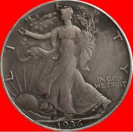 $enCountryForm.capitalKeyWord Australia - 1936-S Walking Liberty Half Dollar COIN COPY FREE SHIPPING
