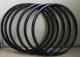 16 Rear Wheel Canada - Full Carbon Fiber Mtb Bike Wheels 26er 27.5er 29er Mountain Cycle Rim 16-32 holes