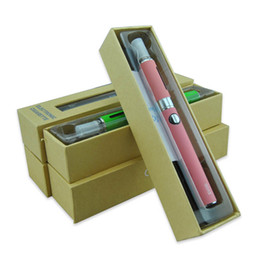 vape pen evod box Canada - E cigarettes evod mt3 gift box starter kits with 650mah evod battery mt3 atomizer vaporizer pen e cig vape pen for e liquids