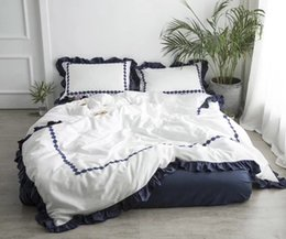 $enCountryForm.capitalKeyWord Canada - home textile luxuary emboridery four pieces bedding set with 60 long-staple cotton fabric 16008
